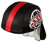 Pace Sportswear Coolmax 53 x 11 Coffee Skull Cap