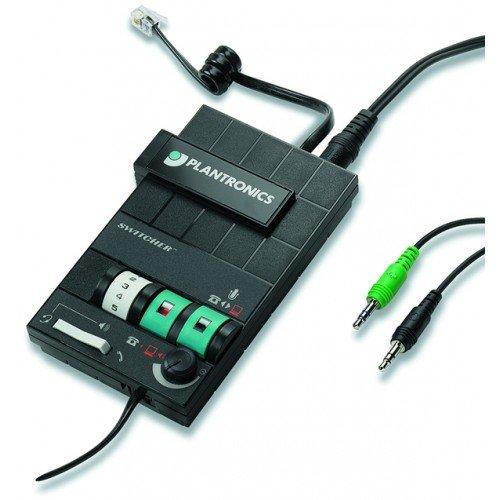 PLANTRONICS MX10 Switcher Multimedia Amplifier ()