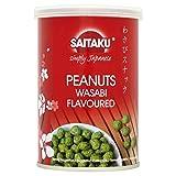 Saitaku Wasabi Peanuts (115g)
