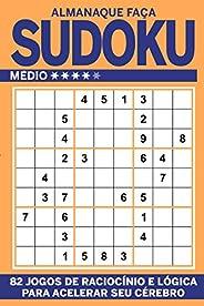 Almanaque Faça Sudoku - Médio