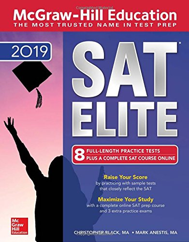 McGraw-Hill Education SAT Elite 2019