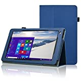 Vulcan Omega 8.95 Case, ACdream Folio Protective Premium PU Leather Tablet Case for Vulcan Omega 8.95