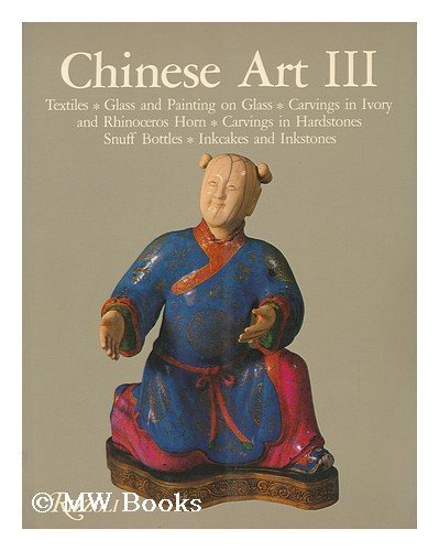 Chinese Art III: Textiles, Glass and Painting on Glass, Carvings in Ivory and Rhinoceros Horn, Carvings in Hardstones, Snuff Bottles, Inkcakes and - Chinese Online Glasses