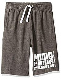 PUMA Big Boys' Cotton Shorts