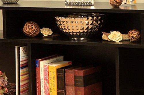 Frenchi Home Furnishing Wood/Console Sofa Table, Black by Frenchi Home Furnishing (Image #3)