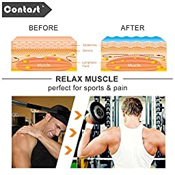 Tohero Kinesiology Tape Recovery and Muscle Injury Prevention, Waterproof Sports Tape 5M for Athletes (Complexion)