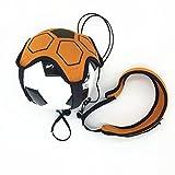 FidgetFidget Trainer Tools Adjustable Solo Soccer Trainer Tools Ball Kick Training Practice Assistance Belt