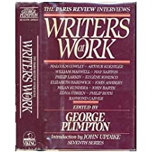 Writers at Work: Seventh Series (Paris Review Interviews)