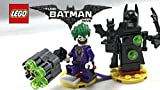 Lego Super Heroes DC Comics Batman the Movie in The Phantom Zone (30522) + (30523) The Joker Battle Training Lego Joker Mini Figure & mini Batman Figure DC Universe