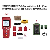 (US) OBDSTAR X-100 PRO X100 Auto Key Programmer (C+D+E) Type Support EEPROM Function