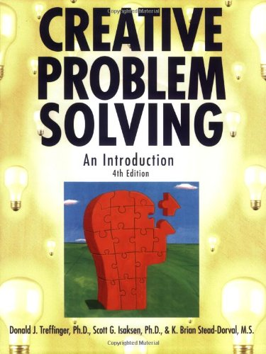Creative Problem Solving: Creative Approaches to Problem