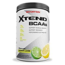 Scivation X-Tend BCAA, Lemon Lime 30sv, 426g
