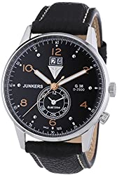 Junkers G38 Dual Time GMT 6940-5 Watch