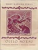 Olelo No'eau, Mary Kawena Pukui, 0910240914