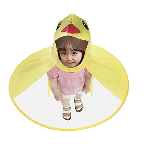 38de09a5d6 Amazon.com  Old Tjikko Kids Raincoat