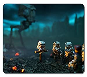 VUTTOO - High Quality Large Mousepad Lego Stormtrooper Burial 16113 Durable Mouse pad Non-Slippery Rubber Gaming Mouse PadsMaris's Diary