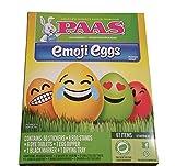 PAAS Emoji Eggs Easter Egg Decorating Kit