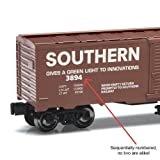 Gold Line O Gauge Southern Boxcar