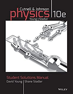 amazon com student solutions manual to accompany physics 9e rh amazon com solution manual physics cutnell 8th edition solution manual physics cutnell 8th edition