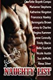 img - for Naughty List: Thirteen Naughty Holiday Stories book / textbook / text book