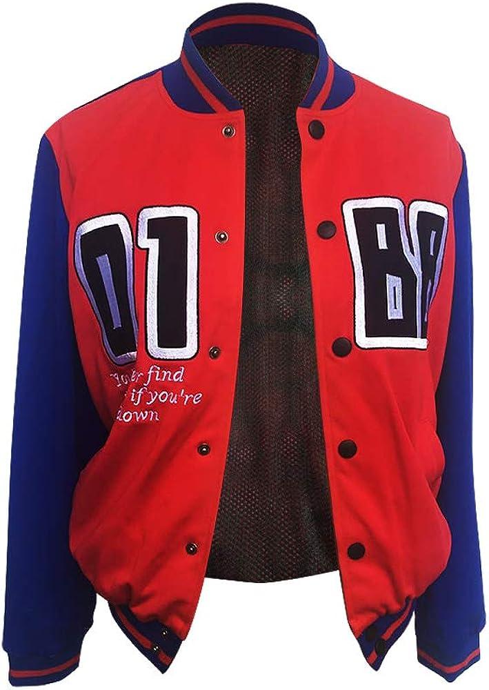 OURCOSPLAY Division Rap Battle DRB Buster Bros MC.B.B Ichiro Yamada Coat Cosplay Costume