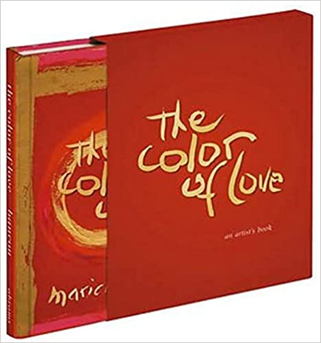 Amazon.com: The Color of Love: An Artist\'s Book of Poetry and ...