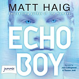 Echo Boy Audiobook
