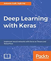 Deep Learning with Keras Front Cover