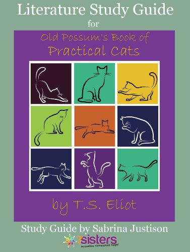 Amazon study guide for old possums book of practical cats study guide for old possums book of practical cats by justison sabrina fandeluxe Image collections