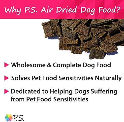 PS para perros 100% hipoalergénico comida para perro–No más lamerse y rascarse la piel–resuelve las alergias naturalmente–No más tragos perjudiciales, pastillas y caros alimentos recetados 4
