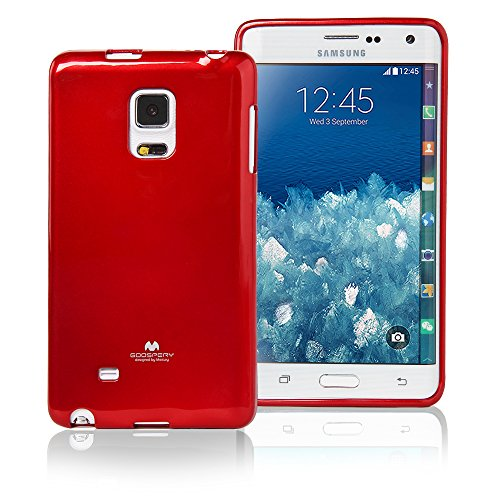 mercury jelly case note 4 - 6