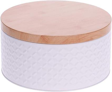 Circular Round Embossed Metal Cupcake Kitchen Storage Cake Cookie Biscuit Tin Amazon Co Uk Kitchen Home