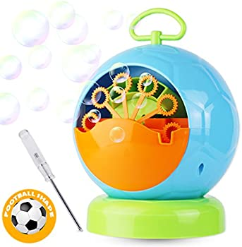 Dadoudou Bubble Machine Automatic Portable Football