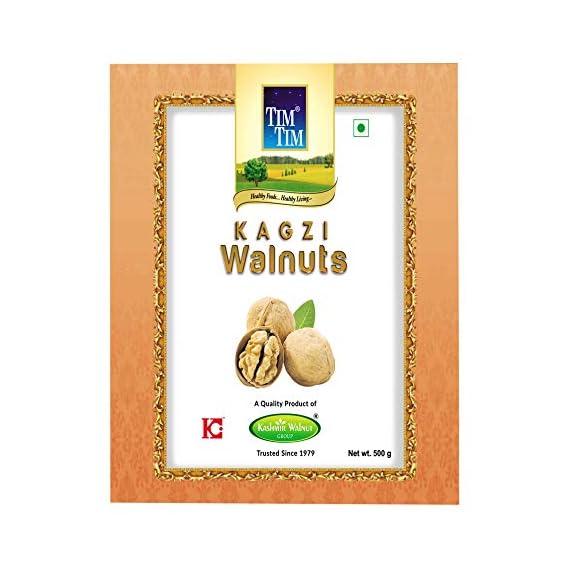 Tim Tim Kagzi Walnuts Inshell 500g