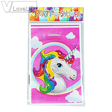 unicornio Tema Fiesta De Cumpleaños Set Unicorn Plates ...
