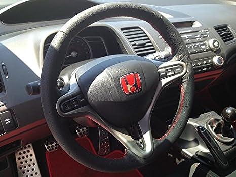 Amazon.com: RedlineGoods Honda Civic 2006-11 cubierta del volante de: Automotive