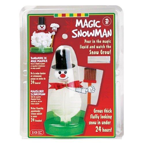 Magic Growing Snowman ()