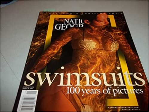 national geographic collectors edition swimsuits 100 years of pictures volume 4