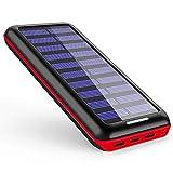 Battery Pack AKEEM Portable Charger 22000mAh External...