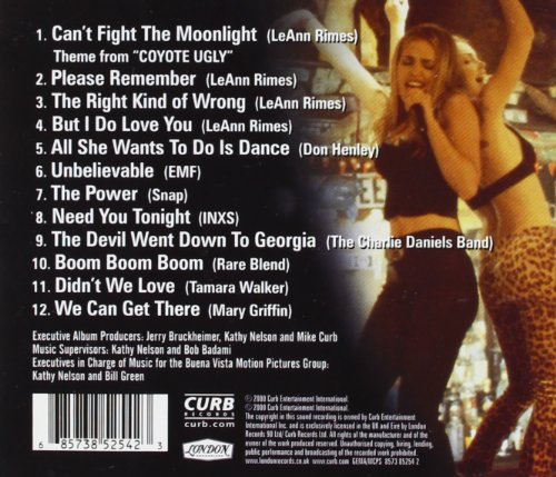 cd coyote ugly