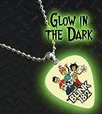 Printed Picks Company Blink 182 Glow In The Dark Premium Guitar Pick Necklace/Chain