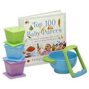 海淘美亚商品推荐:宝宝辅食、辅食制作工具、宝宝零食等