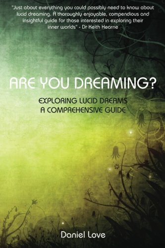 Dreaming and waking are normally mutually exclusive states of  consciousness  but in lucid dreams they overlap  the dreamer becoming aware  of being in a