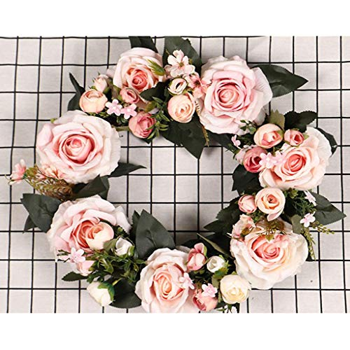 Oval Berry Wreath - 2