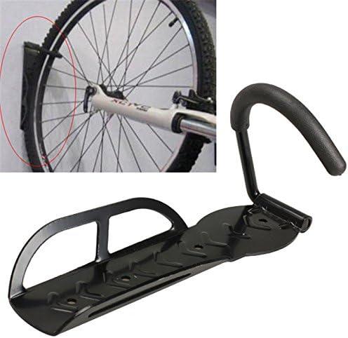 Bike Bicycle MTB Stander Wall Mount Storage Garage Holder Hook Hanger Steel Rack