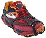 Kahtoola NANOspikes Footwear Traction - Black Large
