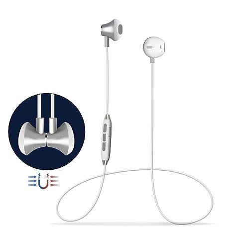 Cuffie Bluetooth Magnetici Sport a08e8cb51cb0