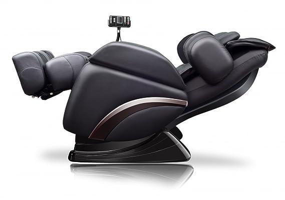 Home Deluxe Massagesessel Siesta Schwarz Inkl Komplettem