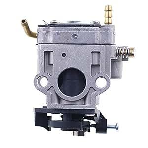 Qiankun reemplaza Walbro wyk-406carburador Echo a021001870pb-770mochila soplador wyk-345