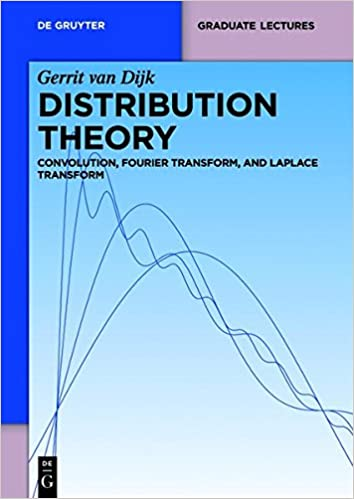 Distribution Theory: Convolution, Fourier Transform, and Laplace Transform